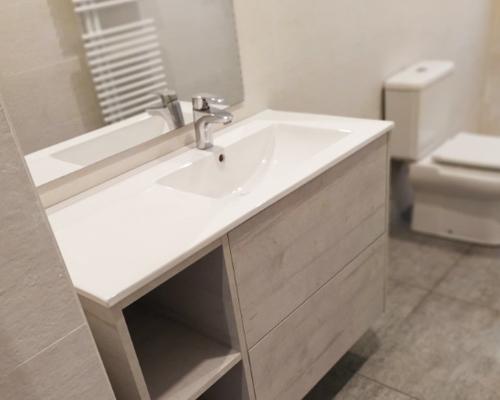 fontanería ledesma es una empresa especialista en colocacion de lavabos en Donostia-San Sebastián