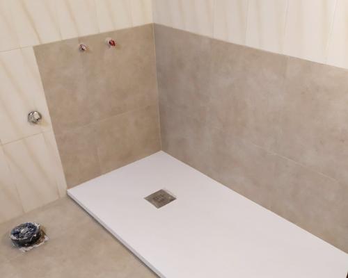 cambia tu ducha ya en Donostia-San Sebastián con Fontanería Ledesma