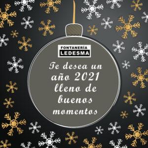 felicitacion navidad fontaneria ledesma san sebastian christmas de fontaneros