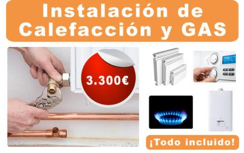 empresas de san sebastian para instalar la calefaccion y el gas