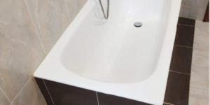 diferencia entre bañera y plato de ducha. cual es mejor. fontaneria ledesma instala ambas, con albañileria incluida
